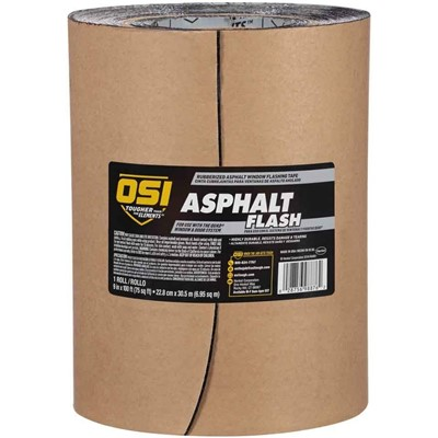 ASPHALT FLASHING TAPE 9""
