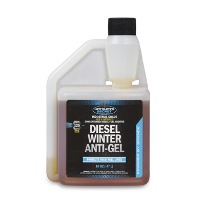DIESEL WINTER ANTI-GEL 16OZ SQUEEZE