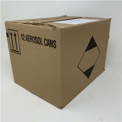 CASE OF 12 GC-800 GLASS CLEANER AEROSOLS
