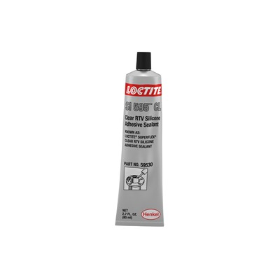 SUPERFLEX CLR RTV SILICONE SEALANT 80ML