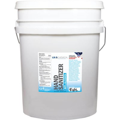 5-GAL PAIL OF HANDSANITIZER