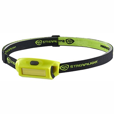 BANDIT PRO USB HEADLAMP YELLOW