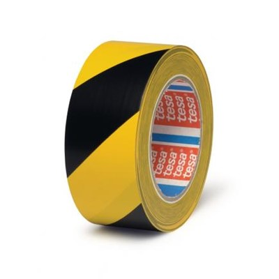 2 INCHES x 36 YARDS BLACK/YELLOW
